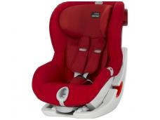 BRITAX automobilinė kėdutė King II LS Flame Red