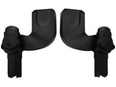 Adapteriai papildomai automobilinei kėdutei tvirtinti ant EGG važiuoklės