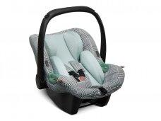 Automobilinė kėdutė ABC Design Tulip Fashion Edition Smaragd  0-13 kg.