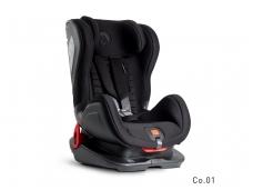 Automobilinė kėdutė AVIONAUT Glider Comfy Co.01 tvirtinima diržu