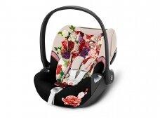 Automobilinė kėdutė CYBEX Cloud Z i-Size Car Seat - Spring Blossom - Light