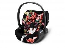 Automobilinė kėdutė CYBEX Cloud Z i-Size Car Seat - Spring Blossom - Dark