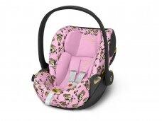 Automobilinė kėdutė CYBEX Cloud Z i-Size - Cherub Pink by Jeremy Scott