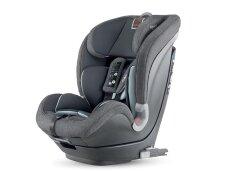 Automobilinė kėdutė Inglesina Caboto IFIX Grey 9-36 kg. 1-2-3 gr.