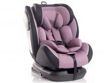 Automobilinė kėdutė Lorelli Corsica 0-36kg. Pink