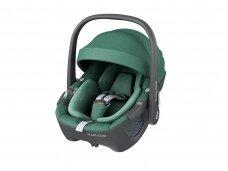 Automobilinė kėdutė Maxi cosi Pebble Pro 360 Essential Green 0-13kg