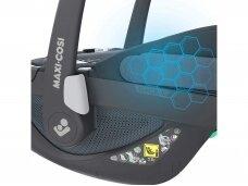 Automobilinė kėdutė Maxi cosi Pebble Pro 360 Essential Green 0-13kg + Familyfix 360 izofix bazė