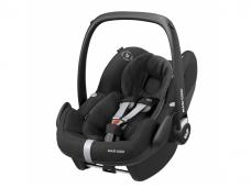 Automobilinė kėdutė Maxi Cosi Pebble Pro essential black 0-13kg