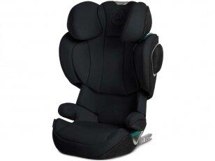 Automobilinė kėdutė Cybex Solution Z-Fix 15-36kg Deep Black