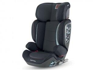 Automobilinė kėdutė Inglesina Tolomeo Black 15-36kg 2/3gr. izofix