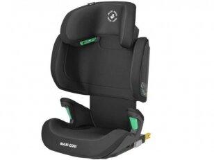 Automobilinė kėdutė Maxi Cosi Morion I-size Basic Black  grupė 2/3  (15-36kg.)