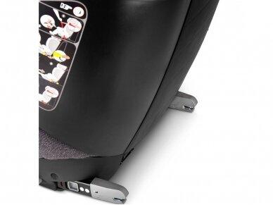Automobilinė kėdutė ABC Design Mallow 2/3 (15-36kg.) Diamond Edition Asfalt 4