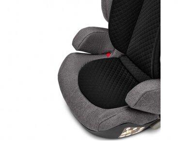 Automobilinė kėdutė ABC Design Mallow 2/3 (15-36kg.) Diamond Edition Asfalt 5