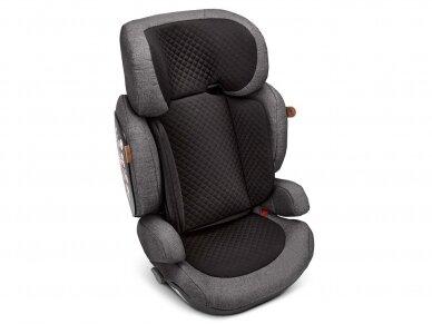 Automobilinė kėdutė ABC Design Mallow 2/3 (15-36kg.) Diamond Edition Asfalt 6