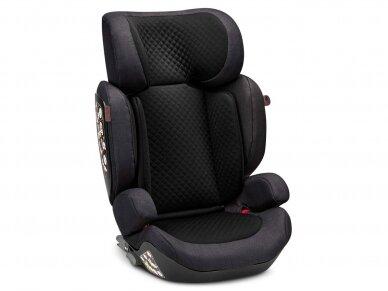 Automobilinė kėdutė ABC Design Mallow 2/3 (15-36kg.) Diamond Edition Black