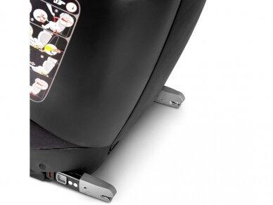 Automobilinė kėdutė ABC Design Mallow 2/3 (15-36kg.) Diamond Edition Black 4