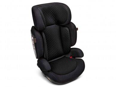 Automobilinė kėdutė ABC Design Mallow 2/3 (15-36kg.) Diamond Edition Black 5