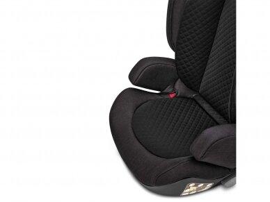 Automobilinė kėdutė ABC Design Mallow 2/3 (15-36kg.) Diamond Edition Black 6