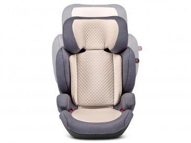 Automobilinė kėdutė ABC Design Mallow 2/3 (15-36kg.) Fashion Edition Stone 2