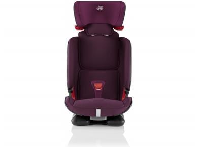 Automobilinė kėdutė Britax ADVANSAFIX IV M Burgundy Red ZS SB 2