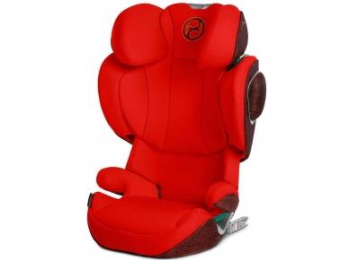 Automobilinė kėdutė Cybex Solution Z-Fix 15-36kg Autum Gold