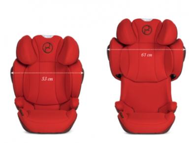Automobilinė kėdutė Cybex Solution Z-Fix 15-36kg Autum Gold 2