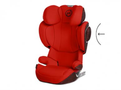 Automobilinė kėdutė Cybex Solution Z-Fix 15-36kg Autum Gold 3