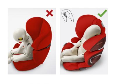 Automobilinė kėdutė Cybex Solution Z-Fix 15-36kg Autum Gold 5