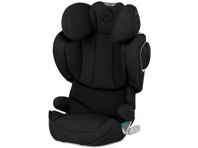 Automobilinė kėdutė Cybex Solution Z-Fix 15-36kg PLUS Deep Black