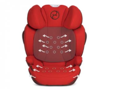Automobilinė kėdutė Cybex Solution Z-Fix 15-36kg PLUS Deep Black 4