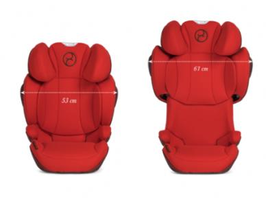 Automobilinė kėdutė Cybex Solution Z-Fix 15-36kg PLUS Nautical Blue 2