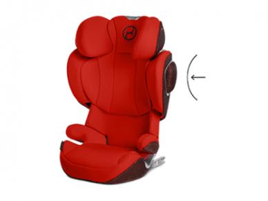 Automobilinė kėdutė Cybex Solution Z-Fix 15-36kg PLUS Nautical Blue 3