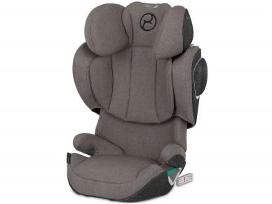 Automobilinė kėdutė Cybex Solution Z-Fix 15-36kg PLUS Soho Grey