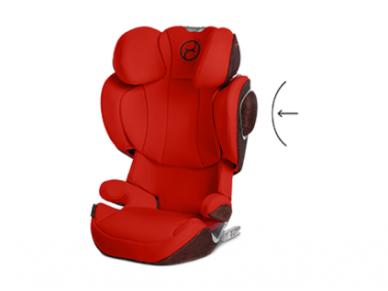Automobilinė kėdutė Cybex Solution Z-Fix 15-36kg PLUS Soho Grey 3