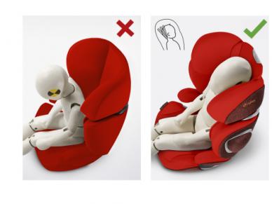 Automobilinė kėdutė Cybex Solution Z-Fix 15-36kg PLUS Soho Grey 4
