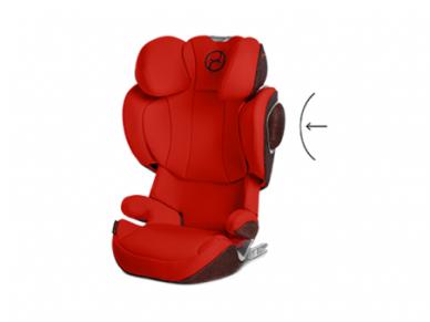 Automobilinė kėdute Cybex Solution Z Fix 15-36kg.PLUS Autum Gold 3