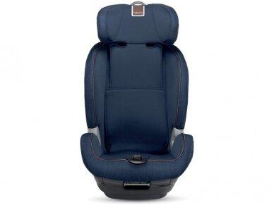 Automobilinė kėdutė Inglesina Caboto IFIX Grey 9-36 kg. 1-2-3 gr. 7