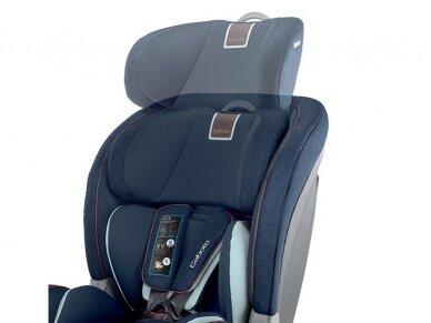 Automobilinė kėdutė Inglesina Caboto IFIX Black 9-36 kg. 1-2-3 gr. 5