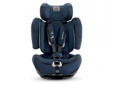 Automobilinė kėdutė Inglesina Gemino i-size Black 9-36kg 1/2/3gr. 4