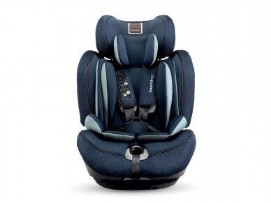 Automobilinė kėdutė Inglesina Gemino i-size Grey 9-36kg 1/2/3gr. 5