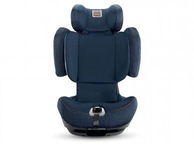 Automobilinė kėdutė Inglesina Gemino i-size Black 9-36kg 1/2/3gr. 6