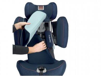 Automobilinė kėdutė Inglesina Gemino i-size Black 9-36kg 1/2/3gr. 9