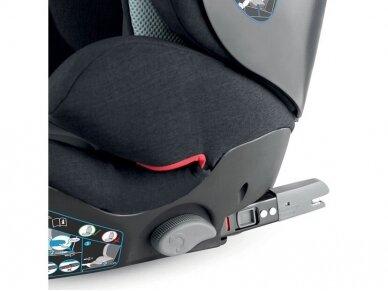 Automobilinė kėdutė Inglesina Tolomeo Black 15-36kg 2/3gr. izofix 5