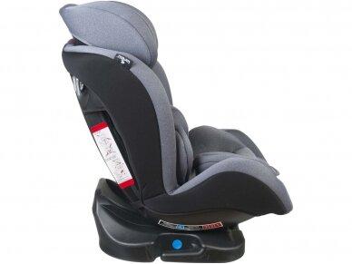 Automobilinė kėdute Lorelli Mercury 0-36kg Blue&Black 2