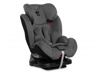 Automobilinė kėdute Lorelli Mercury 0-36kg Grey&Black