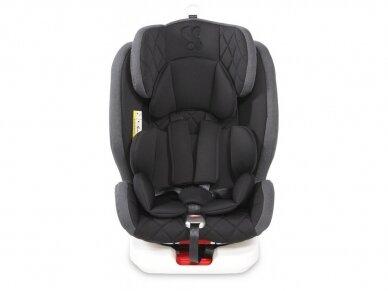 Automobilinė kėdutė Lorelli  Roto isofix 0-36kg Black 2