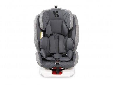 Automobilinė kėdutė Lorelli  Roto isofix 0-36kg Grey 2