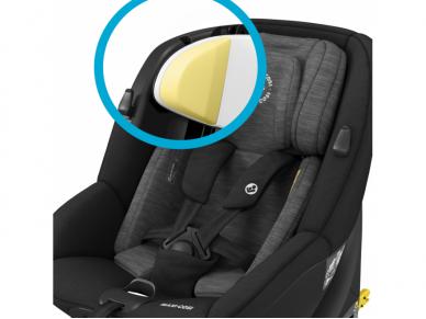 Automobilinė kėdutė Maxi Cosi Mica 0-18 kg Autentic Black 6