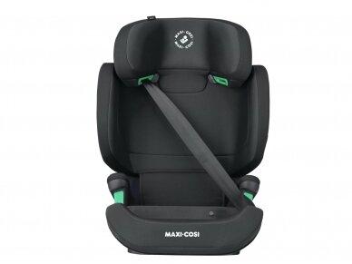 Automobilinė kėdutė Maxi Cosi Morion I-size Basic Black  grupė 2/3  (15-36kg.) 3
