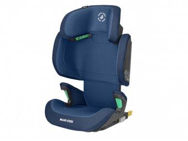 Automobilinė kėdutė Maxi Cosi Morion I-size Basic Blue  grupė 2/3  (15-36kg.)